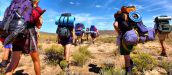 Northern Cape hiking trails
