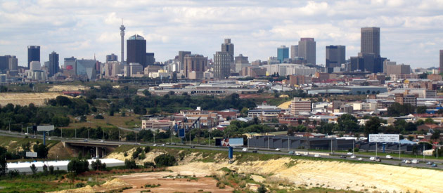 Tour of Johannesburg - South Africa