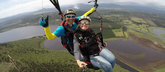 Wild2Fly Paragliding & Hangglding School - Businesses in