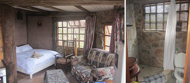 Bushwhacked - Barberton accommodation - Mpumalanga