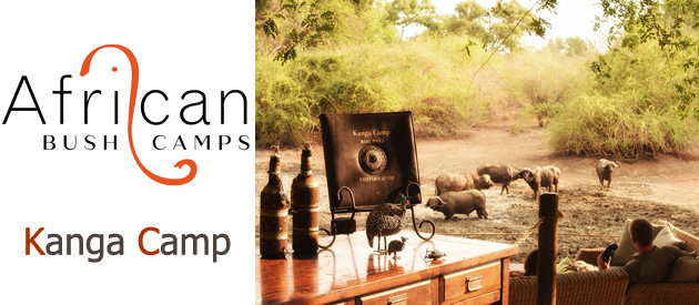 KANGA CAMP, MANA POOLS NATIONAL PARK