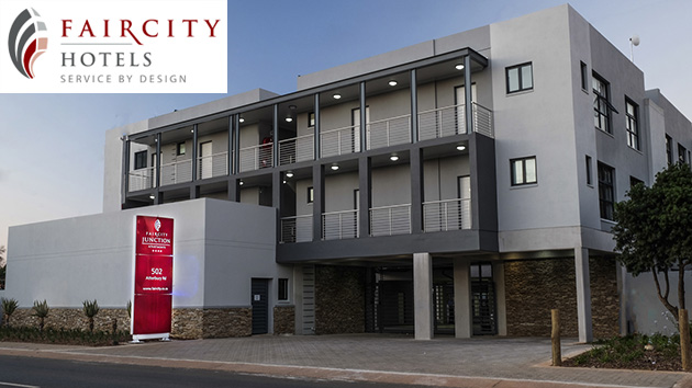 faircity junction, self catering accommodation, hotel, bed and breakfast, menlyn, menlo park, pretoria, fully serviced apartments